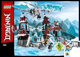 Notice de montage  LEGO 70678