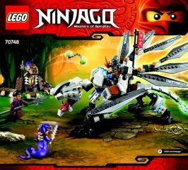 Notice de montage  LEGO 70748