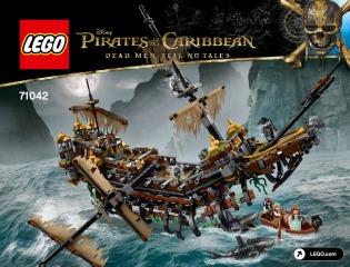 Notice de montage  LEGO 71042