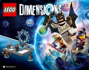 Notice de montage  LEGO 71171