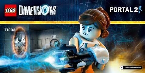 Notice de montage  LEGO 71203