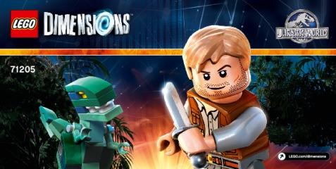 Notice de montage  LEGO 71205