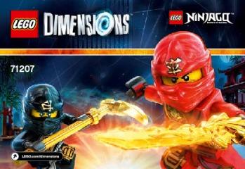 Notice de montage  LEGO 71207