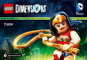 Notice de montage  LEGO 71209