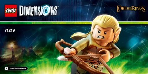 Notice de montage  LEGO 71219
