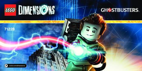Notice de montage  LEGO 71228