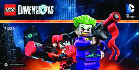 Notice de montage  LEGO 71229