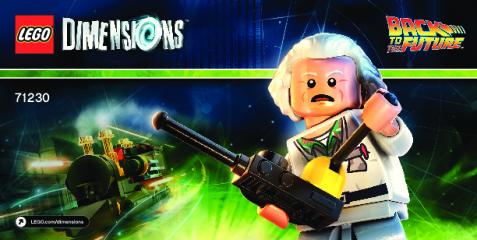 Notice de montage  LEGO 71230