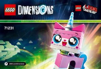 Notice de montage  LEGO 71231