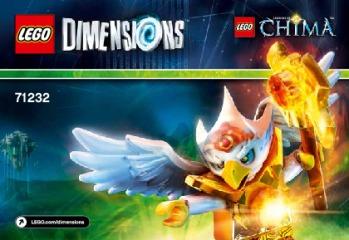 Notice de montage  LEGO 71232