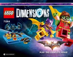Notice de montage  LEGO 71264