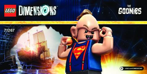 Notice de montage  LEGO 71267