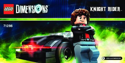 Notice de montage  LEGO 71286