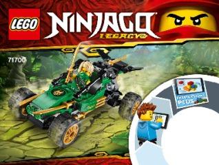 Notice de montage  LEGO 71700