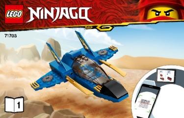 Notice de montage  LEGO 71703