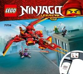 Notice de montage  LEGO 71704