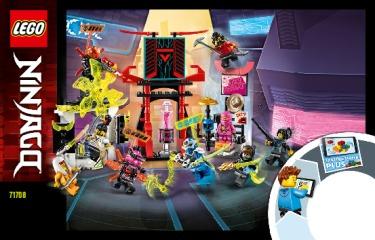 Notice de montage  LEGO 71708