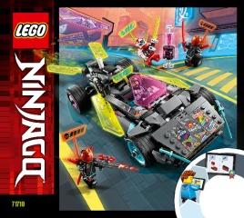Notice de montage  LEGO 71710