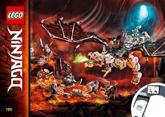 Notice de montage  LEGO 71721