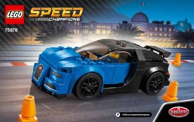 Notice de montage  LEGO 75878