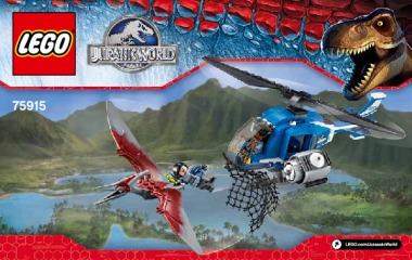 Notice de montage  LEGO 75915
