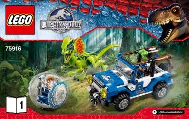 Notice de montage  LEGO 75916