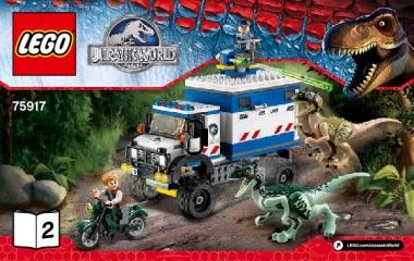 Notice de montage  LEGO 75917