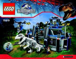 Notice de montage  LEGO 75919