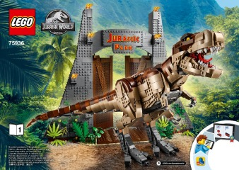 Notice de montage  LEGO 75936