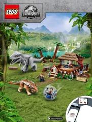 Notice de montage  LEGO 75941