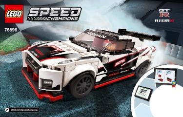 Notice de montage  LEGO 76896