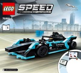 Notice de montage  LEGO 76898