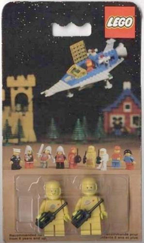 Space Mini-Figures