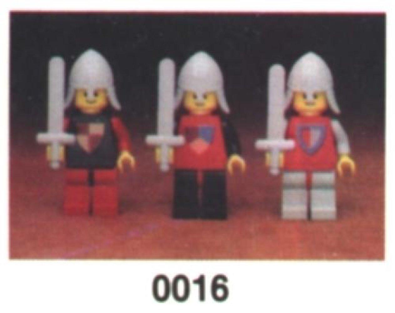 Castle Mini Figures