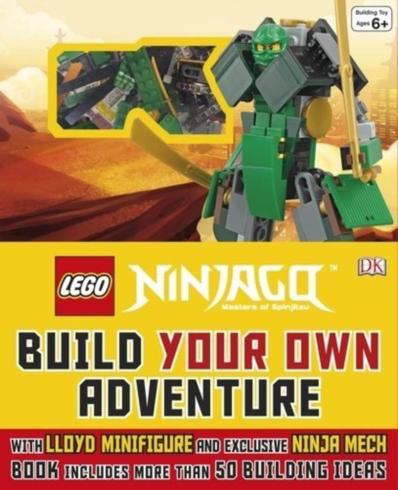 Ninjago: Build Your Own Adventure