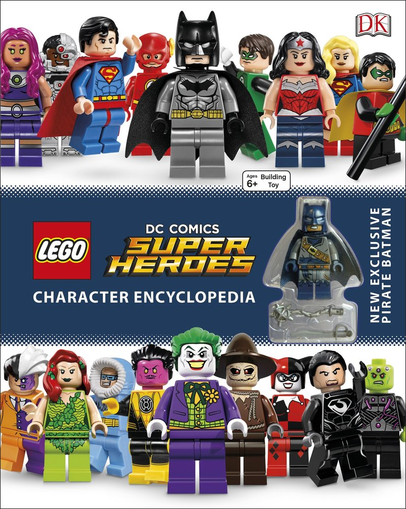 DC Super Heroes: Character Encyclopedia