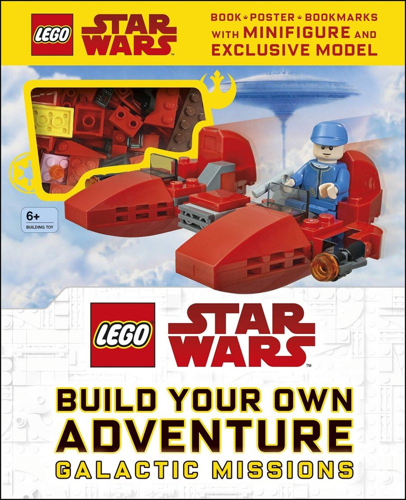 Star Wars Build Your Own Adventure: Galactic Missions