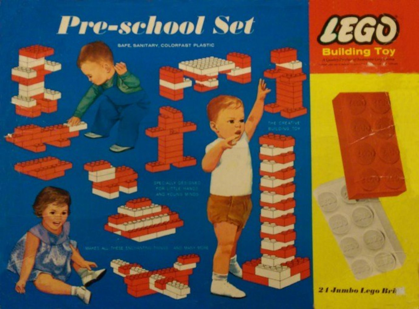 Pre-School Beginners Set