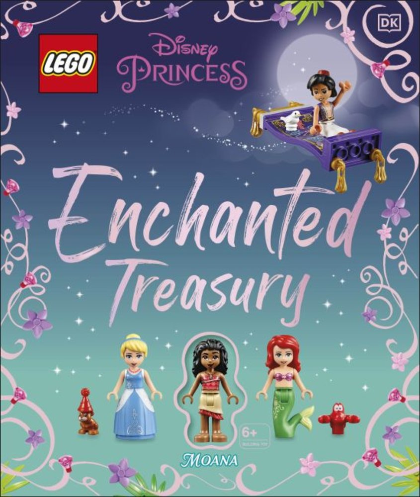 Disney Princess: Enchanted Treasury