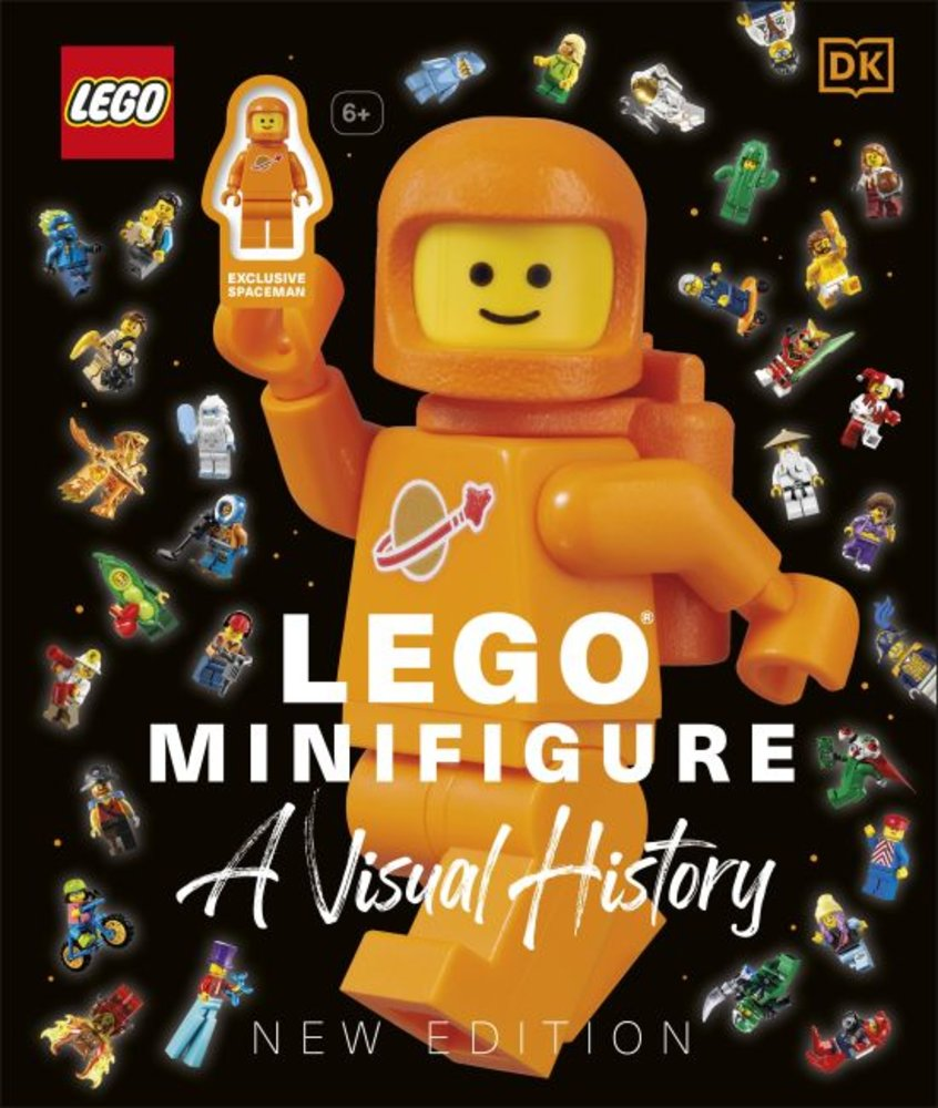 LEGO Minifigure: A Visual History New Edition