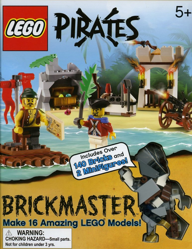Pirates: Brickmaster
