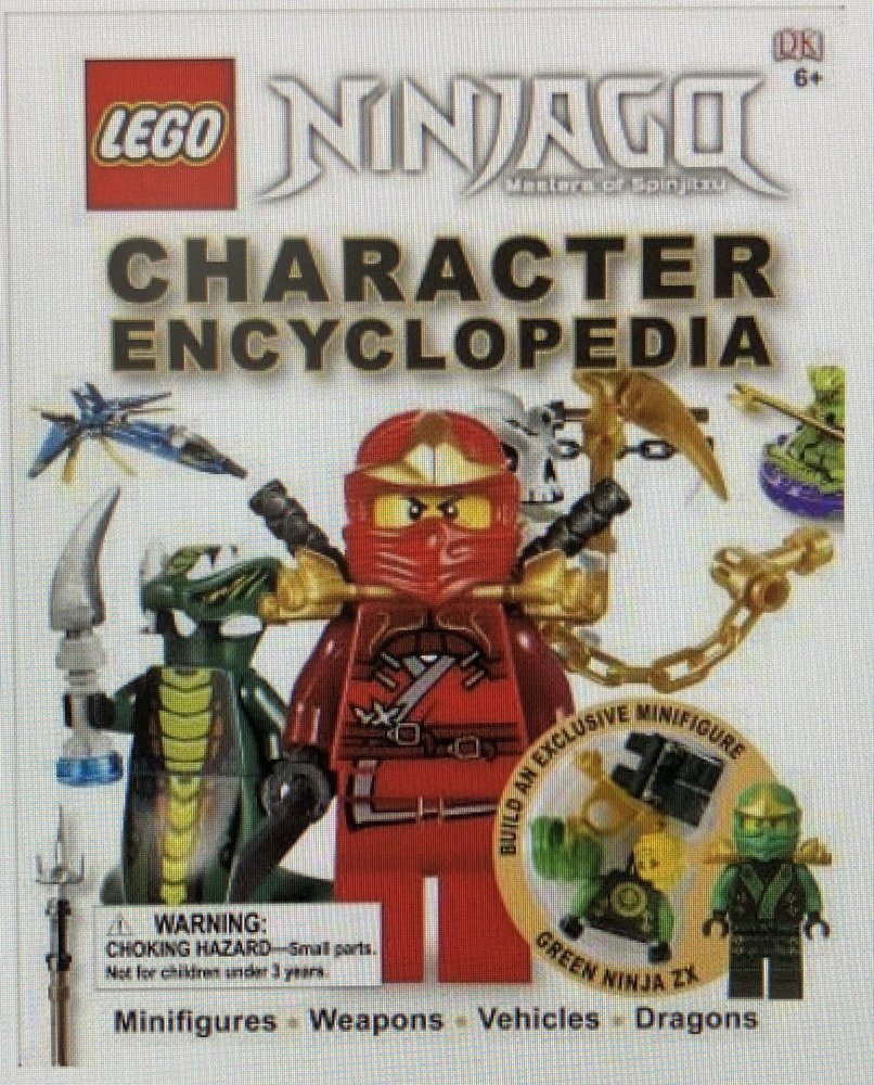 Ninjago: Character Encyclopedia