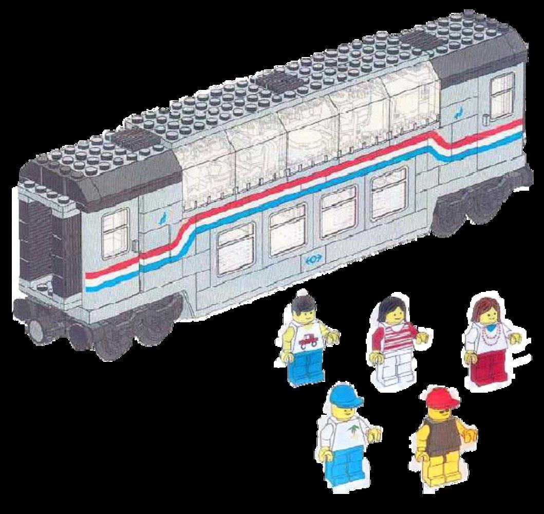 Railroad Club Car