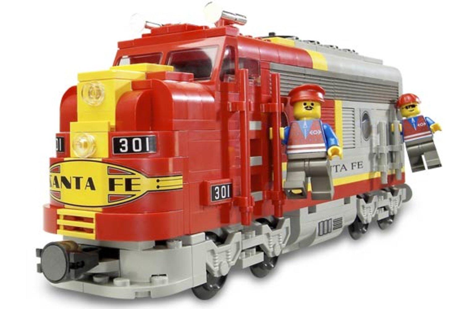 Santa Fe Super Chief - Limited Edition