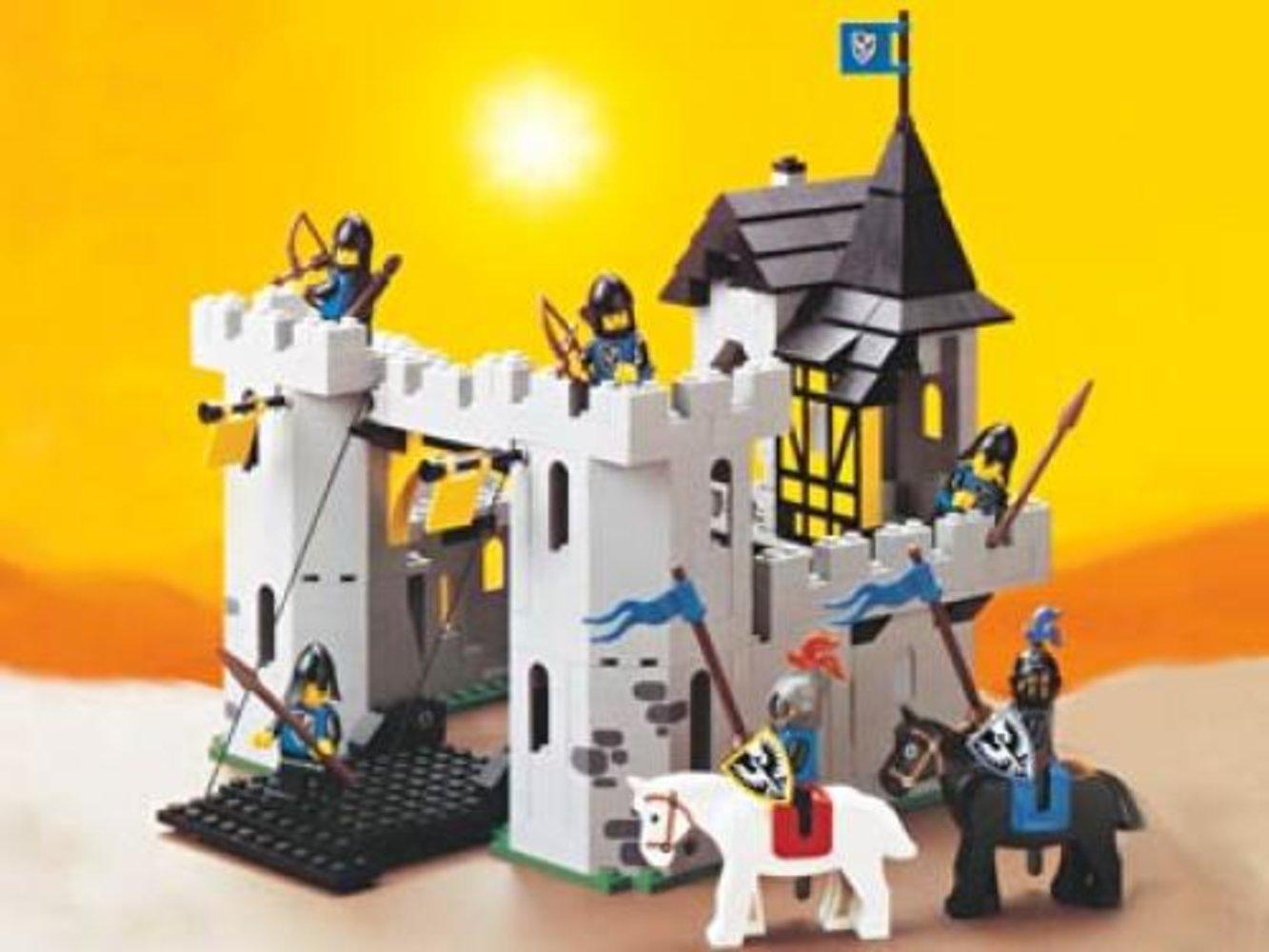 Black Falcon's Fortress