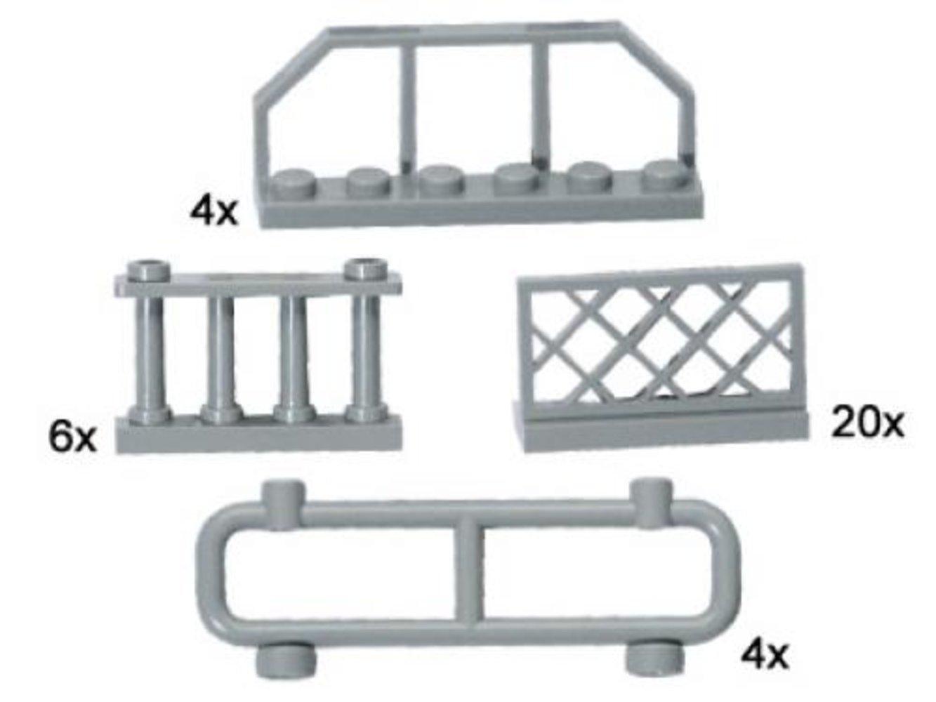 Gray Fences