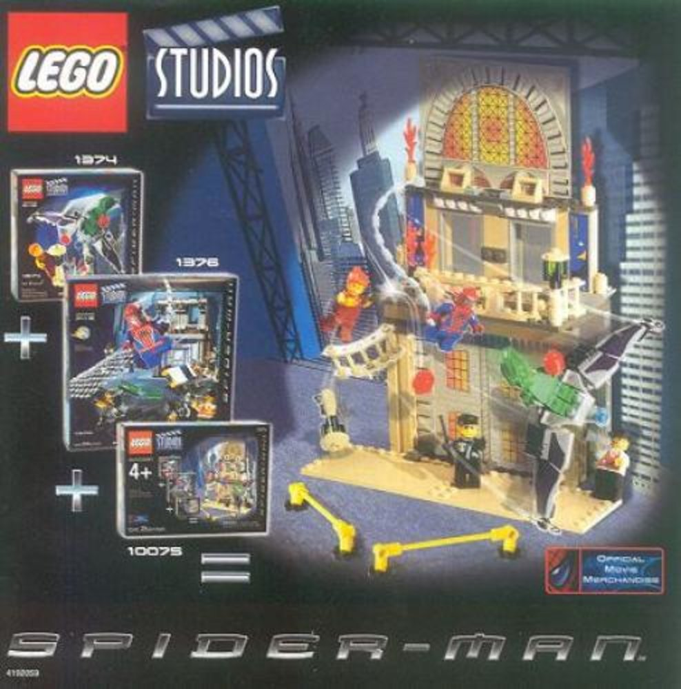 Spider-Man Action Pack