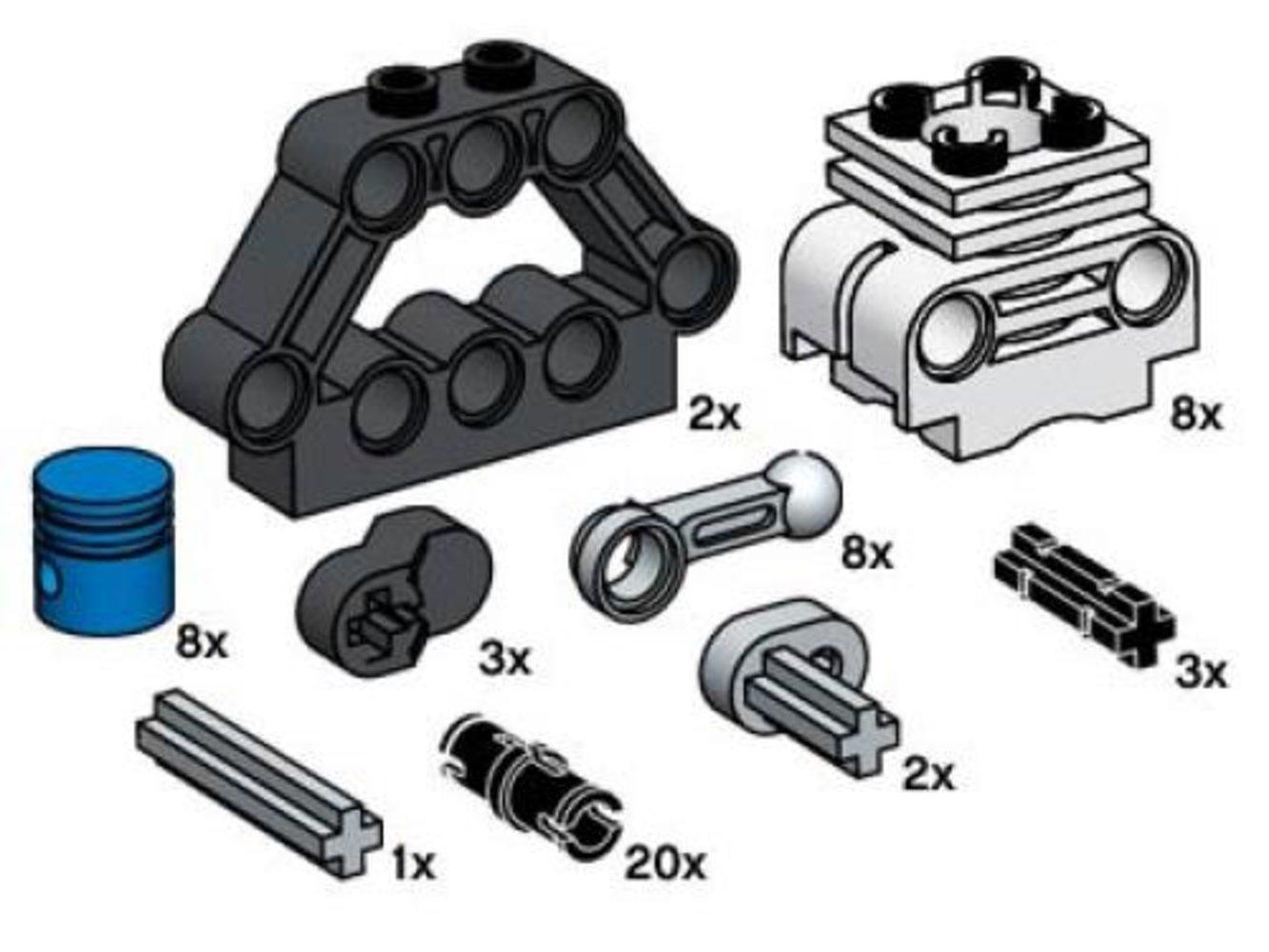 TECHNIC Motor