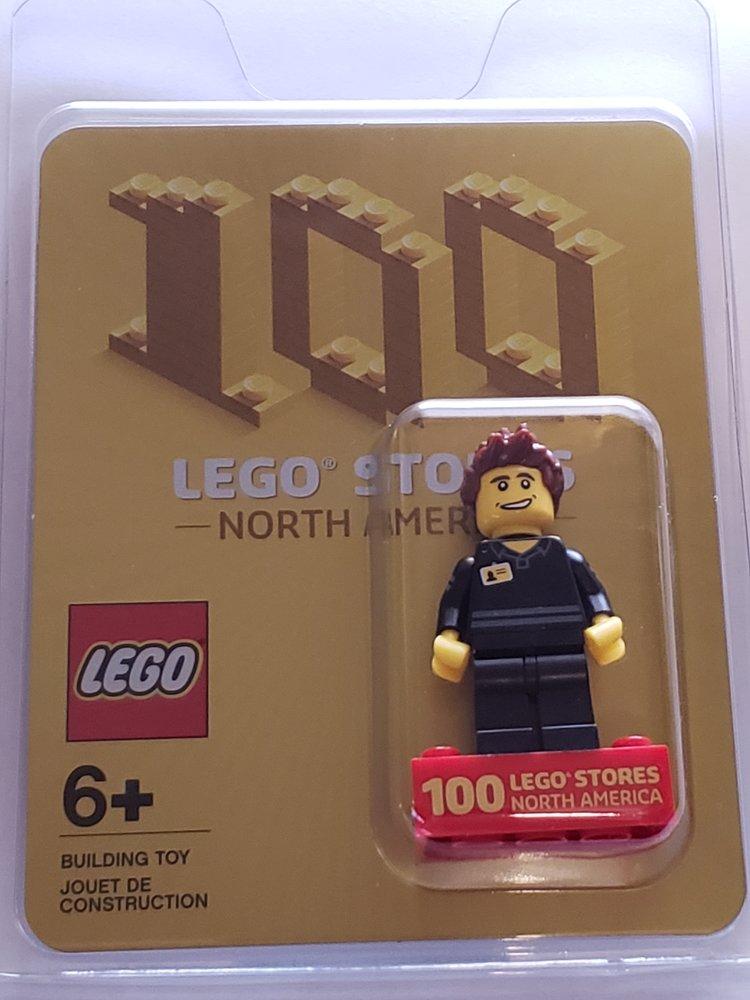 100 LEGO Stores North America