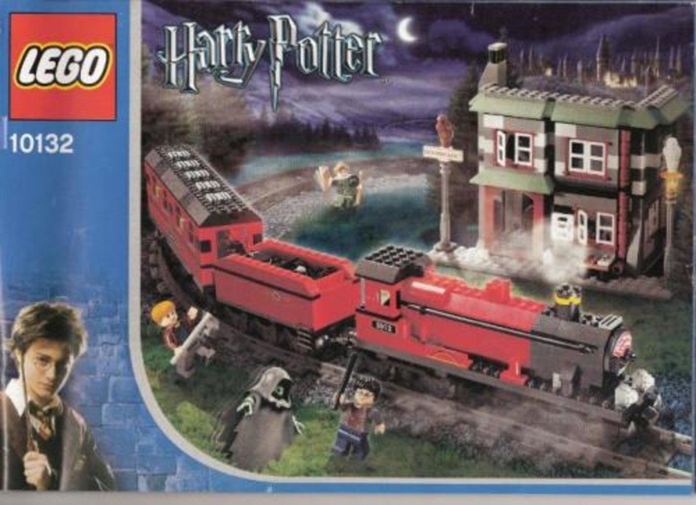 Motorized Hogwarts Express